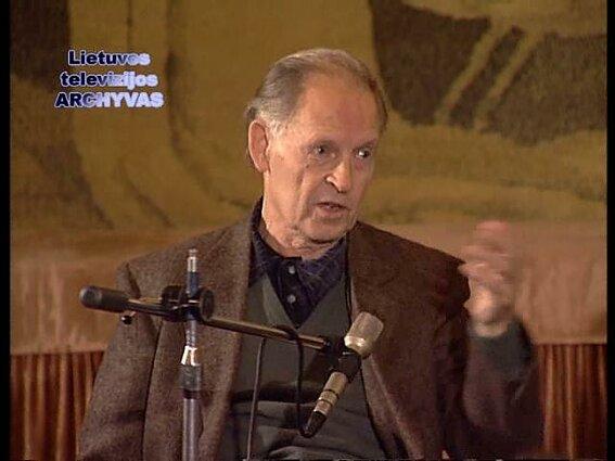 Po 54 metų.  Alfonsas Nyka-Niliūnas
