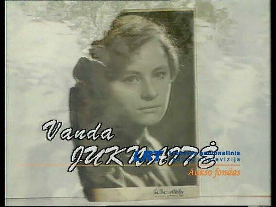 Nacionalinės kultūros ir meno premijos laureatai. Vanda Juknaitė