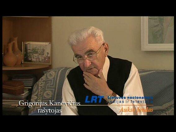 Legendos. G.Kanovičius