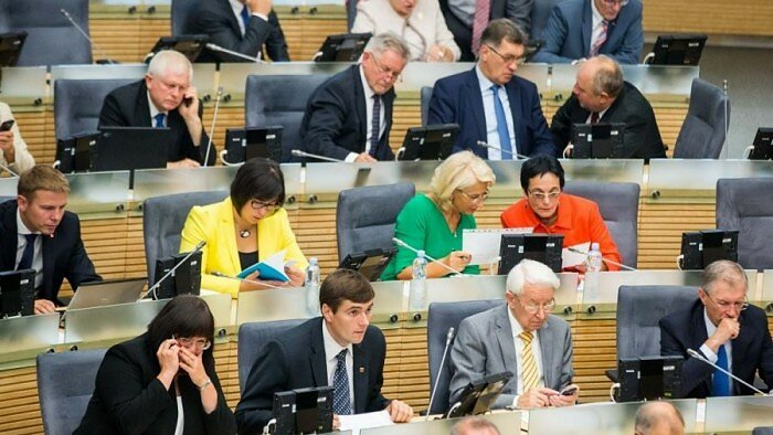 Lithuanian Parliament voted in favour of the anti-propaganda
