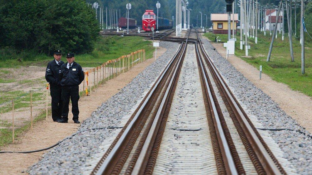 Почему натовцы передумали менять железнодорожную колею в Прибалтике?