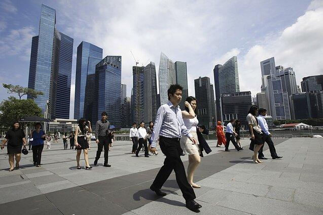 prekybos galimybės singapūre