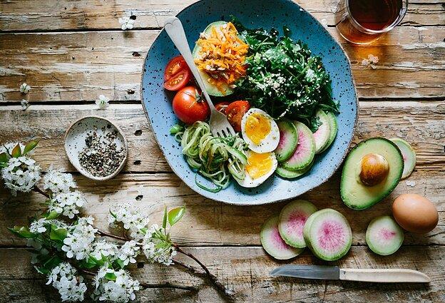ekologiškas maistas ir širdies sveikata puikiai pergyvena apie hipertenziją