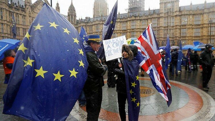 brexit prekybos sandorių galimybės)