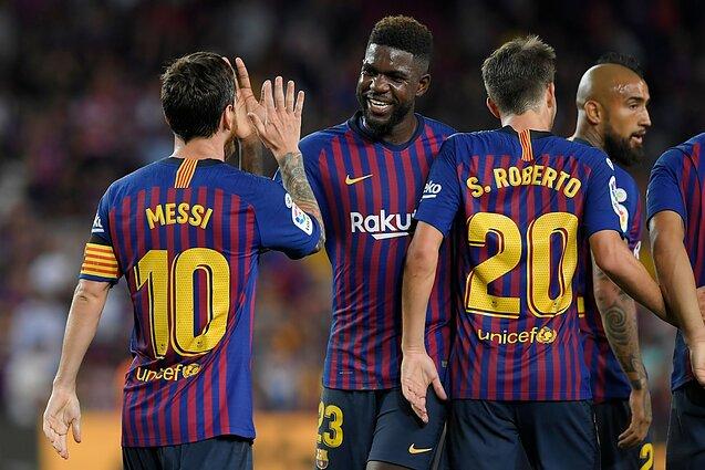Auto Karta Barcelona.L Messi Magija Tesiasi Dublis Ir Barcelona Pergalė Lrt