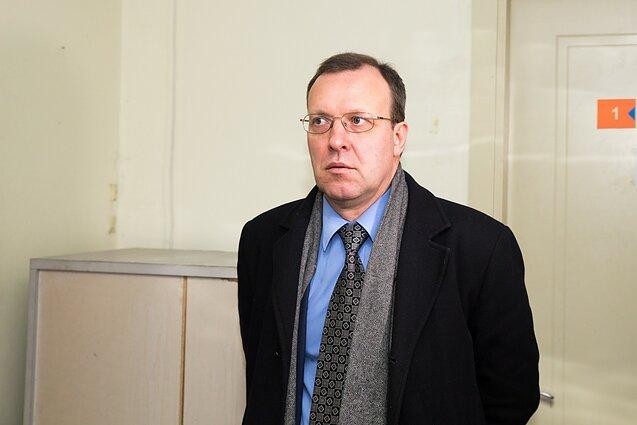 N  Puteikis registravosi dalyvauti prezidento rinkimuose - LRT