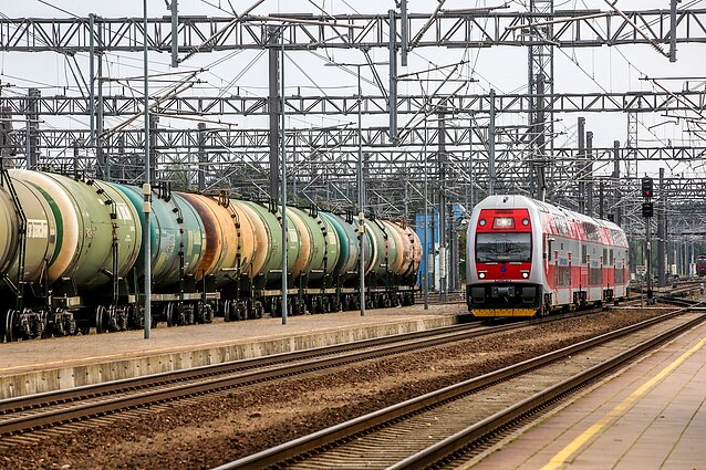 Belarus is already using Lithuanian Railways and the port of Klaipėda for its exports
