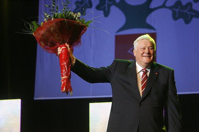 Nuo pavyzdingo komunisto iki nepriklausomos Lietuvos