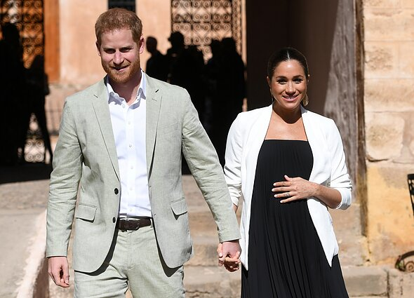 Princas Harry ir Meghan