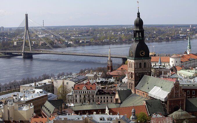Riga is expected to become an unrivaled centre of Baltic air transport