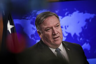 Mike`as Pompeo
