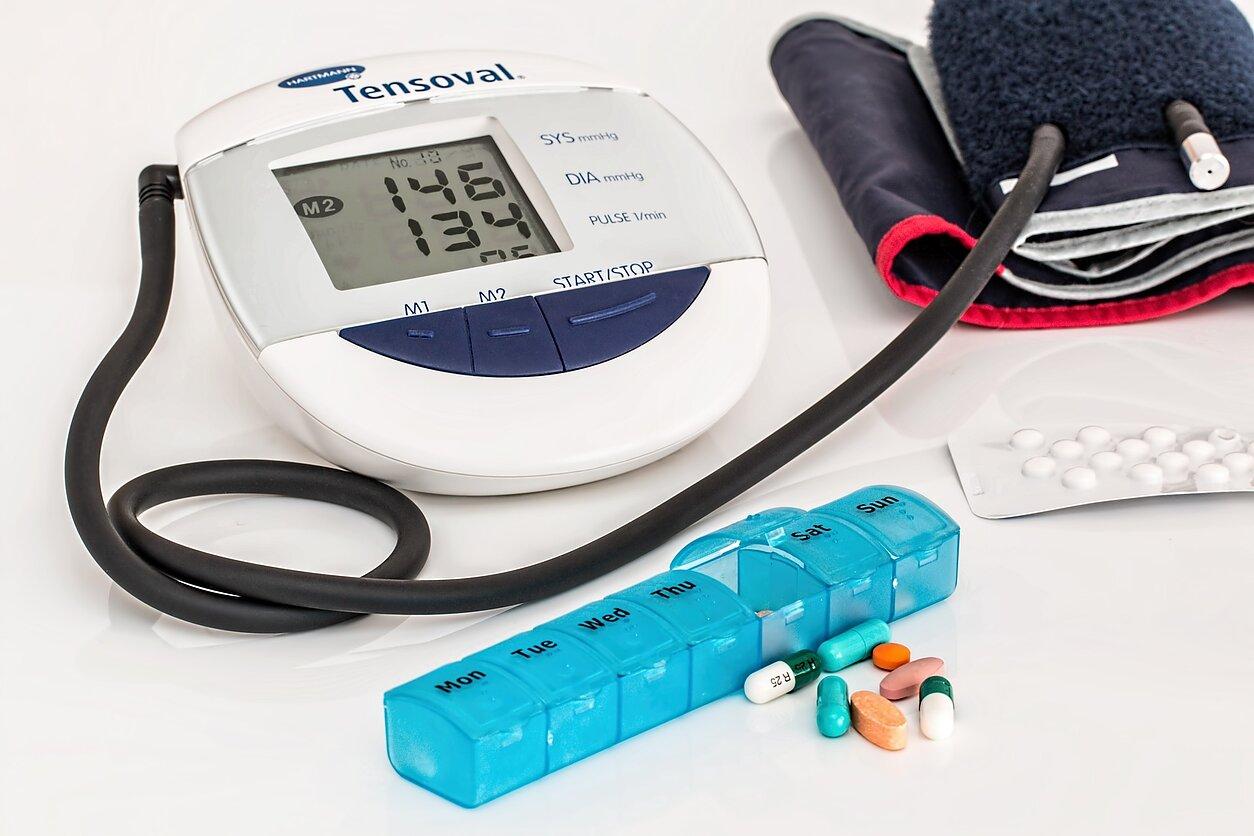 melatoninas ir hipertenzija