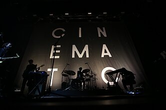 "Koncertas/""The Cinematic Orchestra"""