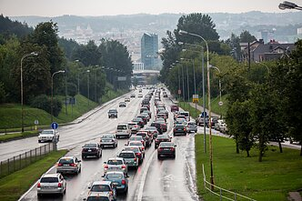 Cars in Lithuania are among the most polluting in the EU