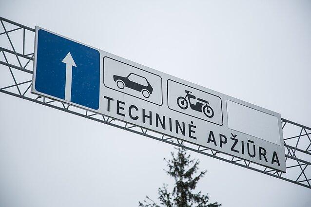 Techninė apžiūra