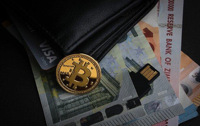 investuoti kriptovaliut turint maai pinig ar investavau bitkoin