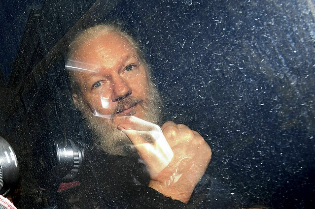 Julianas Assange`as