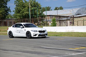 """BMW M2 Competition"""