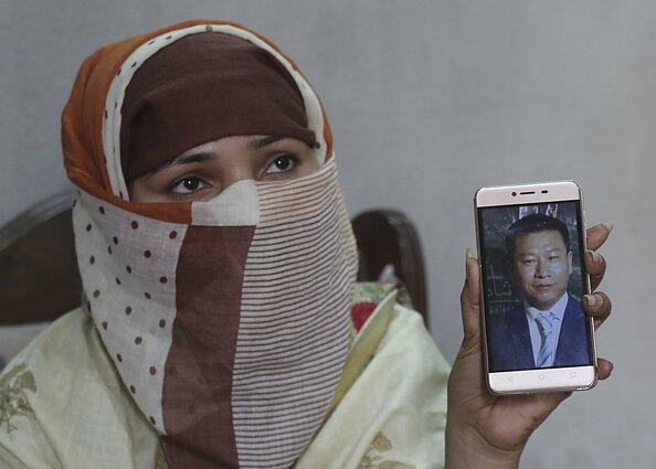 prekybos sistema tarp kinijos ir pakistano)