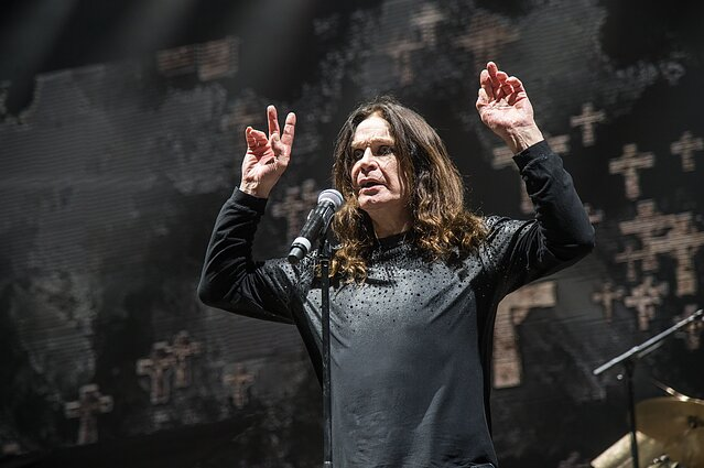 Ozzy Osbourne`as