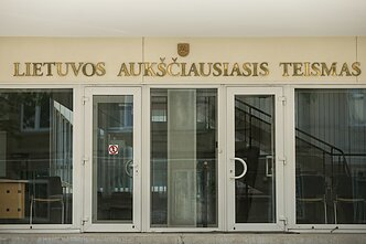 Supreme Court of Lithuania