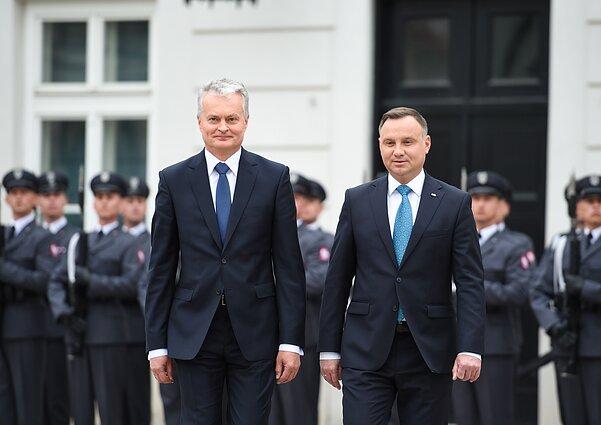 Refo Lithuania Supports Poland | Asdela