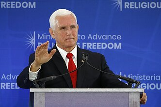 Mike`as Pence`as