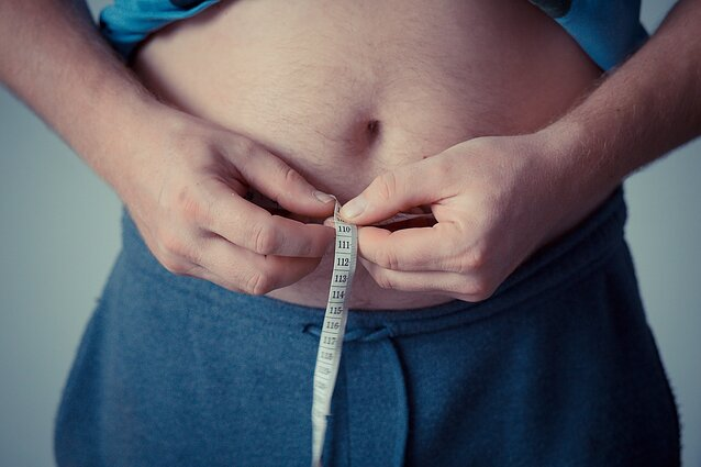 svorio metimas su idealia forma
