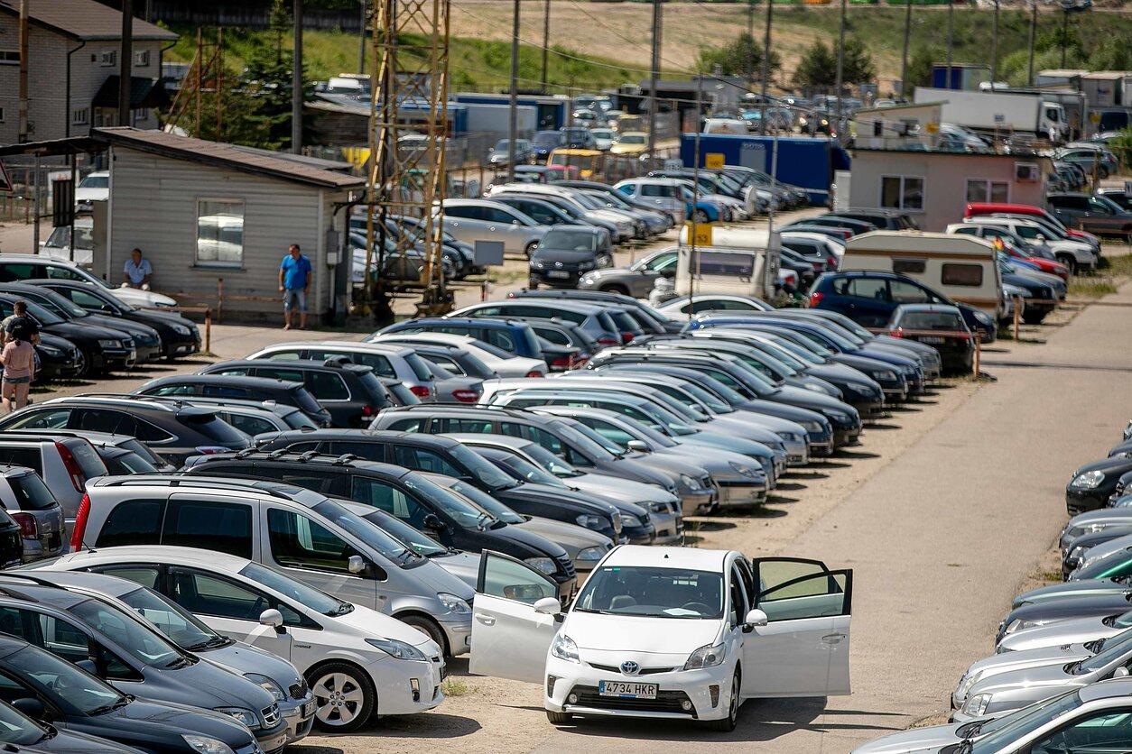 pasirinkimo auto prekyba)