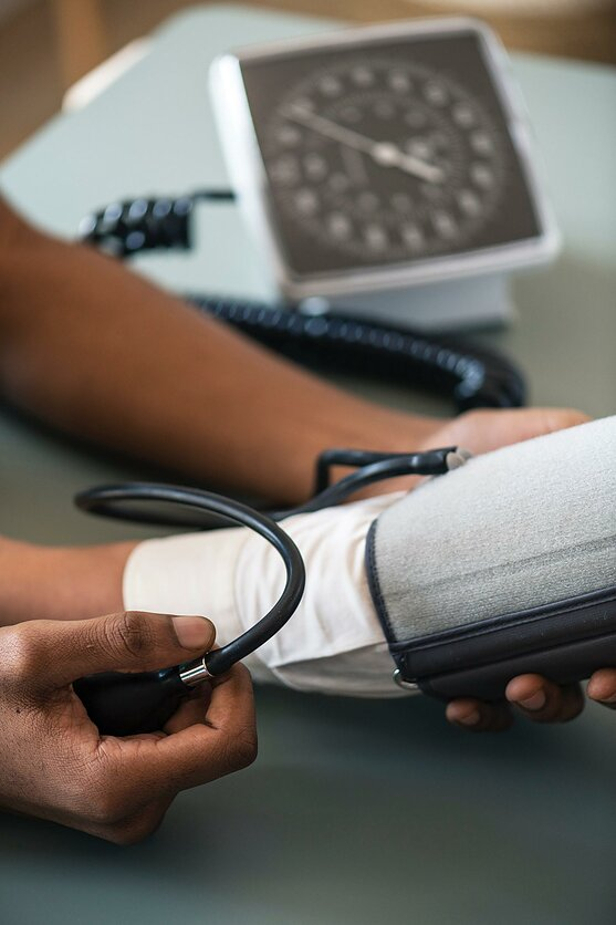 hipertenziją gydome be vaistų