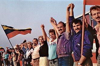 Baltijos kelias, 1989 m. rugpjūčio 23 d.