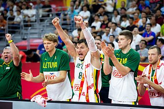 Lithuanian national men's basketball team