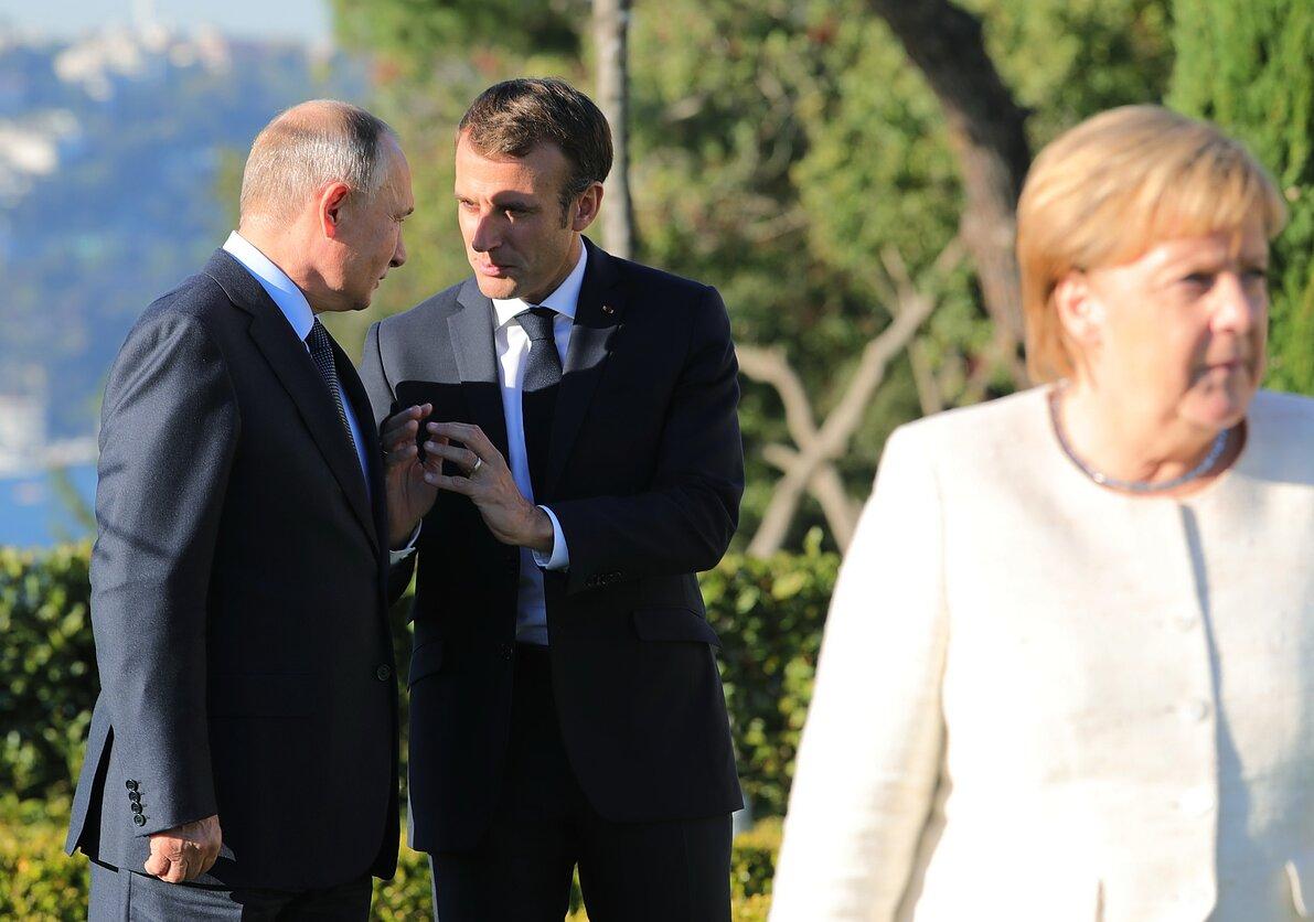 Judy Dempsey. Kodėl ES neturi Rusijos strategijos?