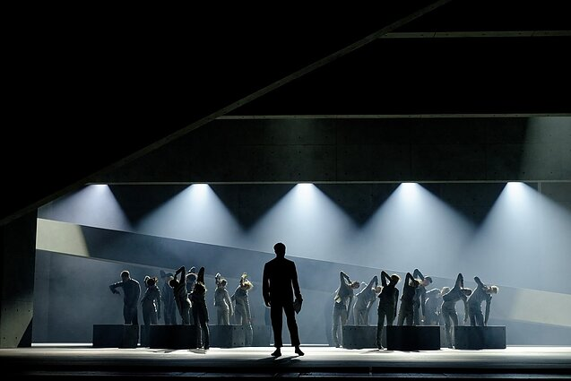 The Trial at the Lithuanian National Opera and Ballet Theatre