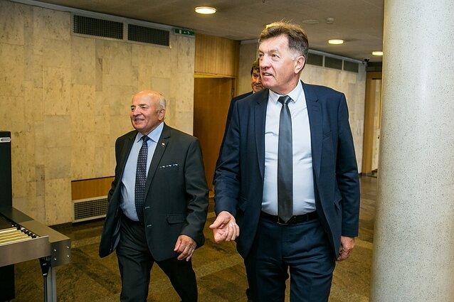 Naują frakciją Seime buriantys politikai sulaukė premjero žinios: pakvietė jungtis prie valdančiosios daugumos