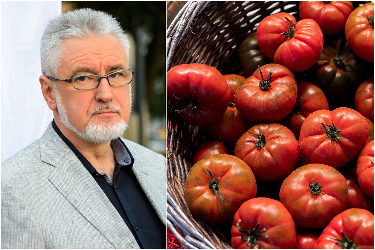 pomidorai dėl hipertenzijos naudos ar žalos