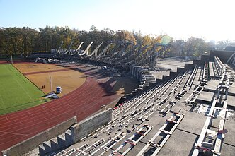 Darius and Girėnas Stadium in Kaunas