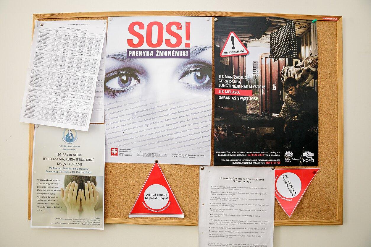 Diskusijos - Kova su prekyba žmonėmis (diskusijos) - Antradienis, m. sausio 19 d.