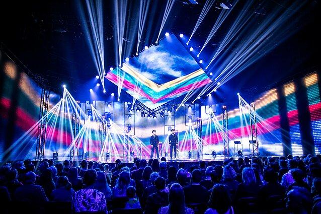 """""""Eurovizijos"""" atranka"""