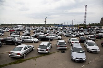 Used cars for sale in Lithuania