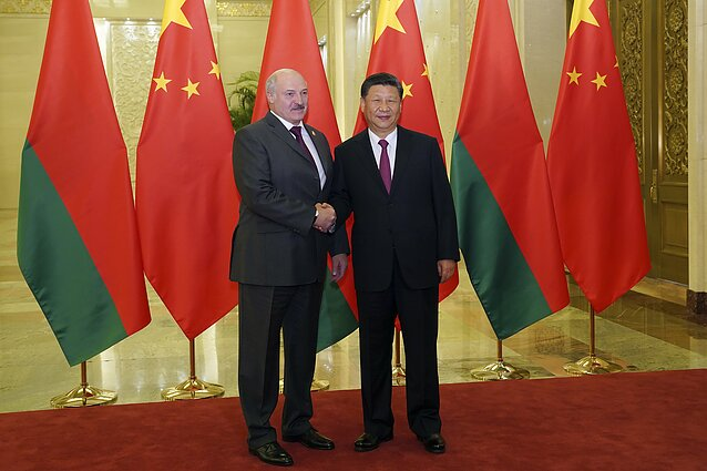 Belarus looks to china for investment investment operations middle office