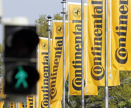 German automotive parts manufacturer Continental