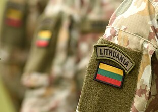 The two Lithuanian men sentenced in Russia were accused of working for Lithuanian military intelligence