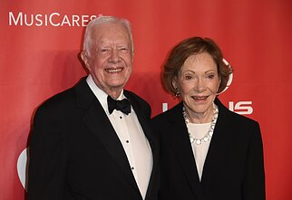 Jimmy Carteris su Rosalynn Carter
