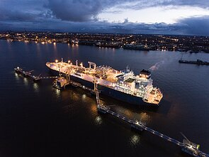 Lithuania's LNG terminal, 'Independence'