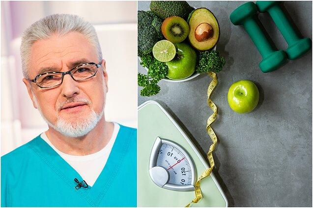 Kaip numesti svorio nieko nedarant. 10 kilogramų dieta