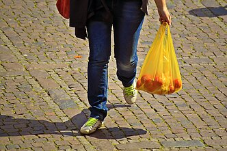 Ban on free plastic bags has been in effect since 2019