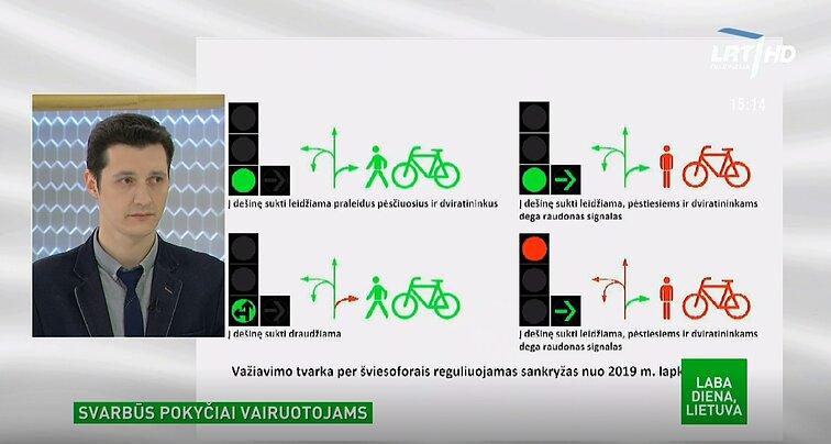 Lietuvoje keičiasi šviesoforų signalų deriniai: ką būtina žinoti?