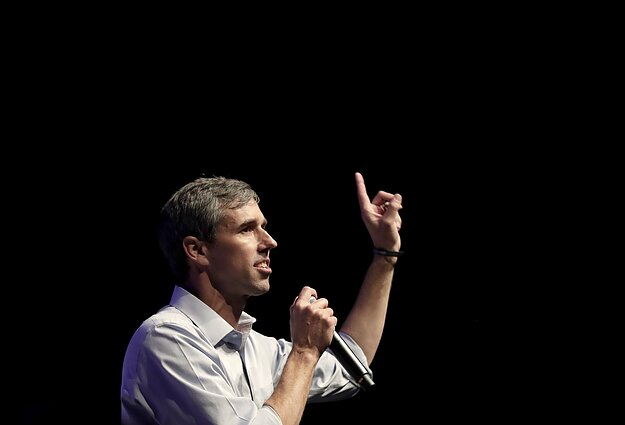 Beto O'Rourke'as