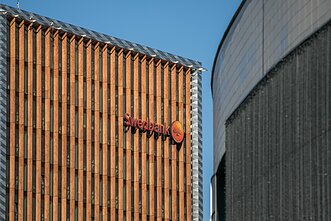 Swedbank is one of the biggest bank in Lithuania